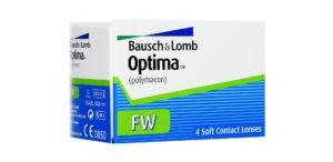 Мягкие линзы Optima